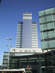 The CIS Tower Manchester